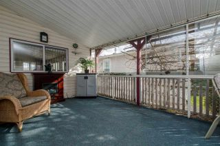 """Photo 17: 29 41168 LOUGHEED Highway in Mission: Dewdney Deroche Manufactured Home for sale in """"OASIS COUNTRY ESTATES"""" : MLS®# R2042355"""