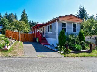 Photo 1: 50 1160 Shellbourne Blvd in CAMPBELL RIVER: CR Campbell River Central Manufactured Home for sale (Campbell River)  : MLS®# 829183