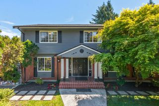 Photo 2: 8 SENNOK Crescent in Vancouver: University VW House for sale (Vancouver West)  : MLS®# R2598524