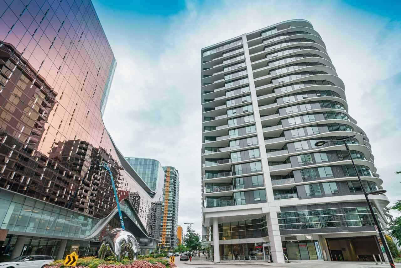 Main Photo: 917 68 SMITHE Street in Vancouver: Downtown VW Condo for sale (Vancouver West)  : MLS®# R2519013