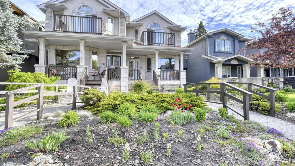 Main Photo: 2032 1 Avenue NW in Calgary: West Hillhurst Semi Detached for sale : MLS®# A1148561