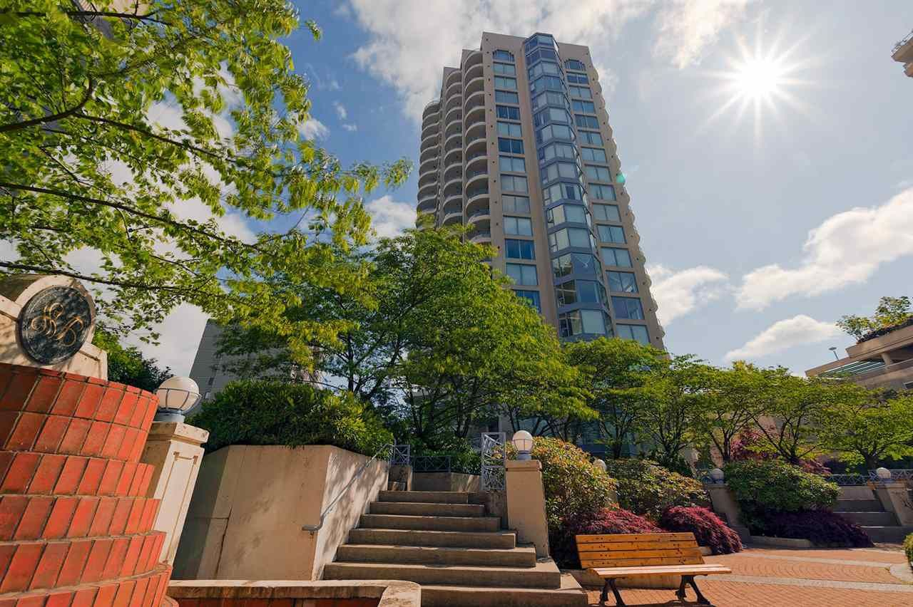 Main Photo: 1304 719 PRINCESS Street in New Westminster: Uptown NW Condo for sale : MLS®# R2338704