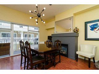 "Photo 7: 38 935 EWEN Avenue in New Westminster: Queensborough Townhouse for sale in ""COOPER'S LANDING"" : MLS®# V1063837"
