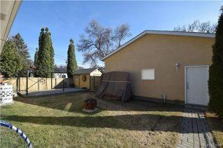 Photo 16: 266 Enniskillen Avenue in Winnipeg: West Kildonan Residential for sale (4D)  : MLS®# 1809794