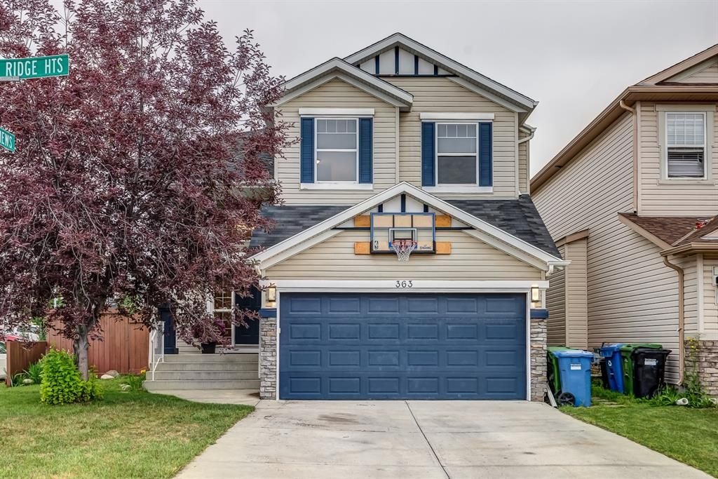 Main Photo: 363 Tuscany Ridge Heights NW in Calgary: Tuscany Detached for sale : MLS®# A1127840