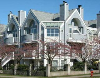 "Photo 1: 795 W 15TH Avenue in Vancouver: Fairview VW Townhouse for sale in ""WILLOW PLACE"" (Vancouver West)  : MLS®# V758859"