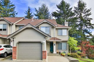 Photo 1: 412 13900 HYLAND ROAD in Surrey: East Newton Townhouse for sale : MLS®# R2112905