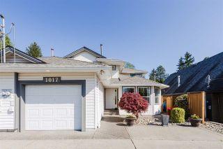 Photo 1: 1017 ALDERSON Avenue in Coquitlam: Maillardville 1/2 Duplex for sale : MLS®# R2571029
