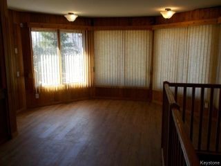 Photo 9: 176 OLD RIVER Road in STCLEMENT: East Selkirk / Libau / Garson Residential for sale (Winnipeg area)  : MLS®# 1509535