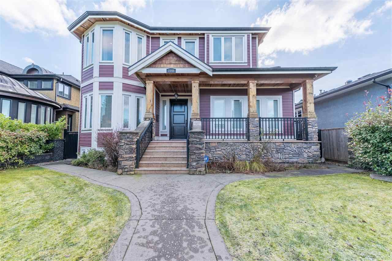 Main Photo: 3148 W 16TH Avenue in Vancouver: Arbutus House for sale (Vancouver West)  : MLS®# R2532008
