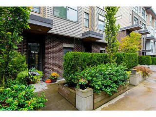 """Photo 2: 3651 COMMERCIAL Street in Vancouver: Victoria VE Townhouse for sale in """"Brix II"""" (Vancouver East)  : MLS®# V1087761"""