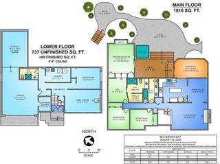 Photo 9: 802 Terrien Way in PARKSVILLE: PQ Parksville House for sale (Parksville/Qualicum)  : MLS®# 832069