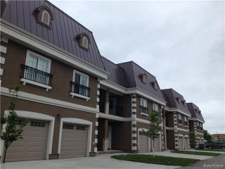 Photo 1: 3373 PEMBINA Highway in WINNIPEG: Fort Garry / Whyte Ridge / St Norbert Condominium for sale (South Winnipeg)  : MLS®# 1417267