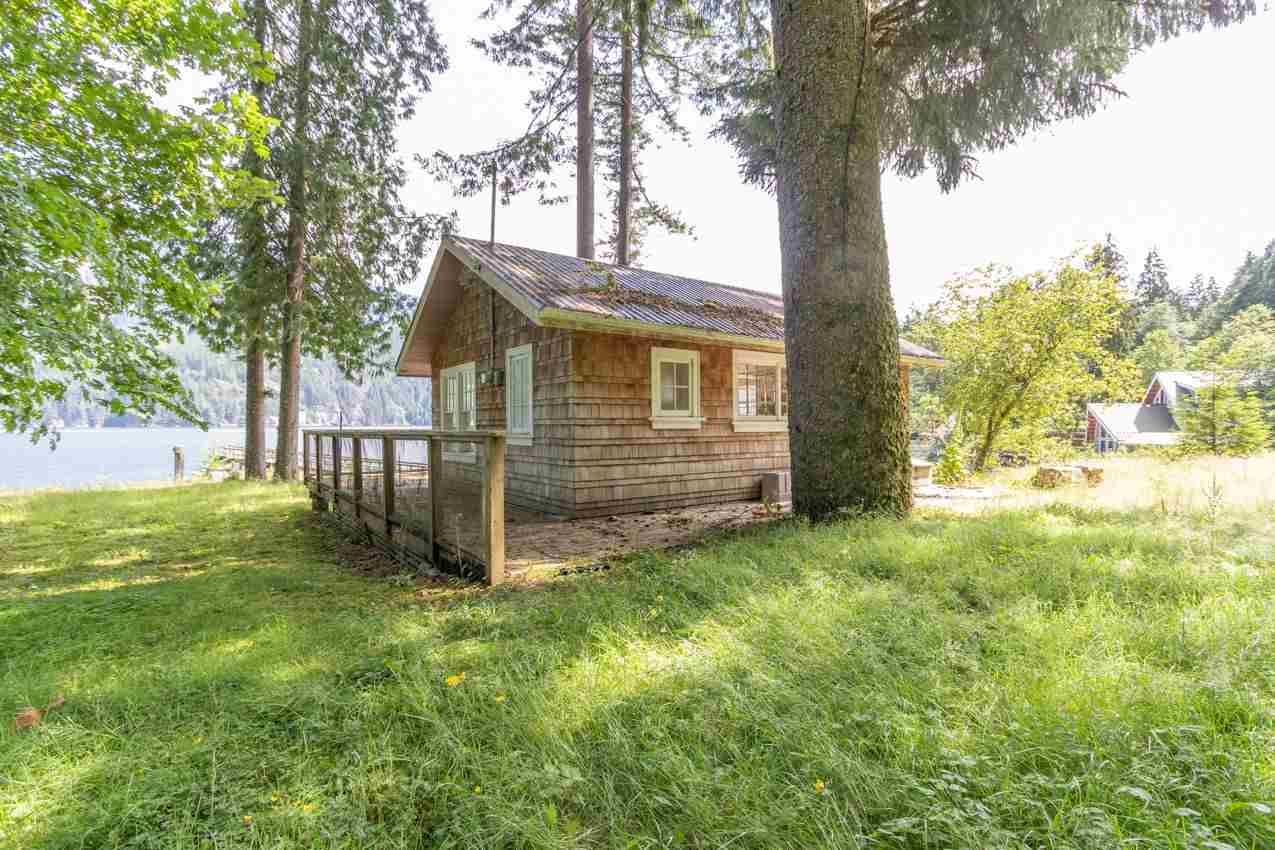 "Photo 20: Photos: LOT D FRAMES Landing in North Vancouver: Indian Arm House for sale in ""ORLOHMA BEACH"" : MLS®# R2479361"