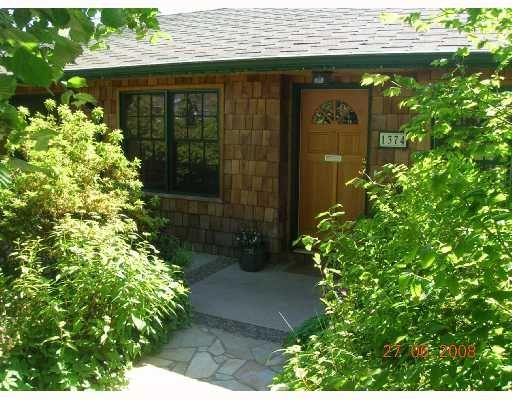"Main Photo: 1374 TATLOW Avenue in North_Vancouver: Norgate House for sale in ""NORGATE"" (North Vancouver)  : MLS®# V719329"