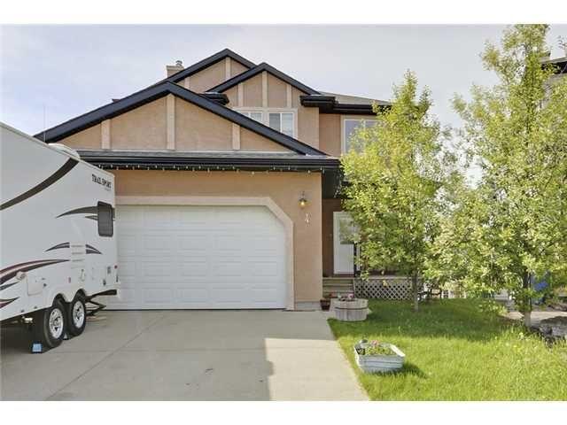 Main Photo: 4 BOW RIDGE Close: Cochrane Residential Detached Single Family for sale : MLS®# C3621463