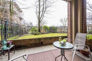 """Photo 15: 114 1633 MACKAY Avenue in North Vancouver: Pemberton Heights Condo for sale in """"Touchstone"""" : MLS®# R2147673"""