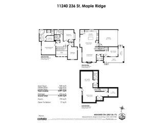 Photo 40: 11240 236 Street in Maple Ridge: Cottonwood MR House for sale : MLS®# R2594512