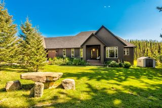 Photo 2: 280053 Plummers Road W: Rural Foothills County Detached for sale : MLS®# A1146830