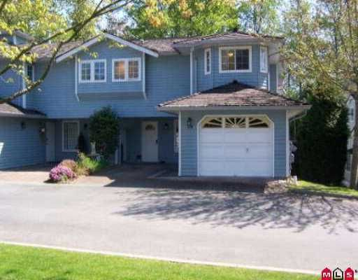 """Main Photo: 139 16335 14TH AV in White Rock: King George Corridor Townhouse for sale in """"PEBBLE CREEK"""" (South Surrey White Rock)  : MLS®# F2614627"""