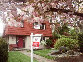 Photo 1: 3805 W 24TH Avenue in Vancouver: Dunbar House for sale (Vancouver West)  : MLS®# R2056795