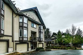 "Photo 1: 12 32501 FRASER Crescent in Mission: Mission BC Townhouse for sale in ""FRASER LANDING"" : MLS®# R2117880"