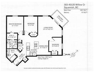 Photo 3: B303 40120 WILLOW CRESCENT in Squamish: Garibaldi Estates Condo for sale : MLS®# R2294966