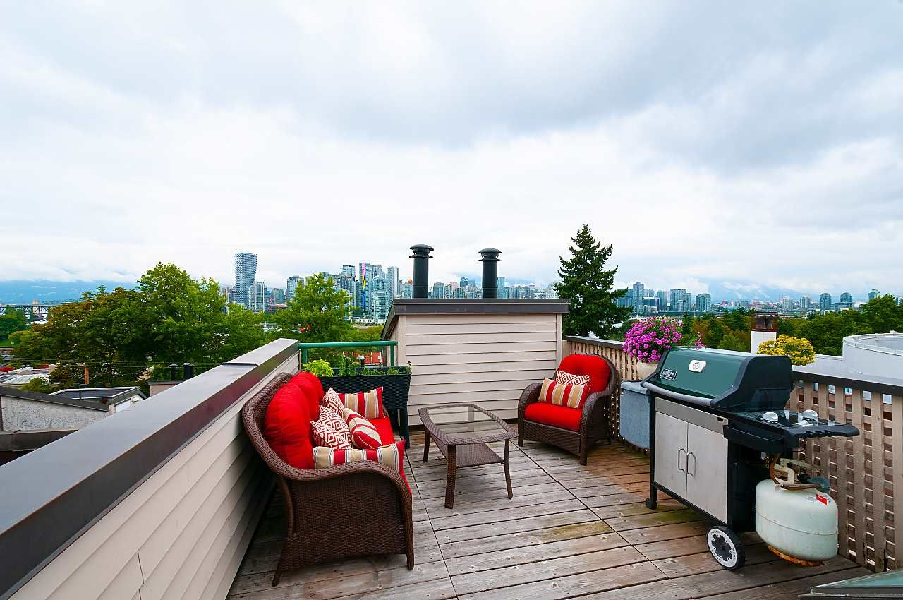 Main Photo: 8 1040 W 7TH Avenue in Vancouver: Fairview VW Townhouse for sale (Vancouver West)  : MLS®# R2401191