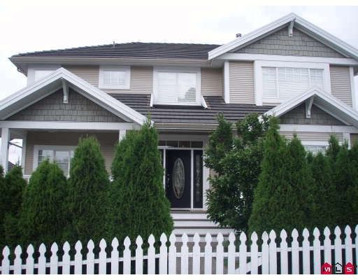 "Main Photo: 18267 64TH Avenue in Surrey: Cloverdale BC House for sale in ""CLAYTON RIDGE"" (Cloverdale)  : MLS®# F2913743"