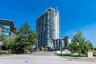 """Photo 3: 706 210 SALTER Street in New Westminster: Queensborough Condo for sale in """"THE PENINSULA"""" : MLS®# R2600076"""