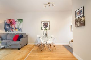 """Photo 9: 2415 W 6TH Avenue in Vancouver: Kitsilano Townhouse for sale in """"Cute Place In Kitsilano"""" (Vancouver West)  : MLS®# R2129865"""
