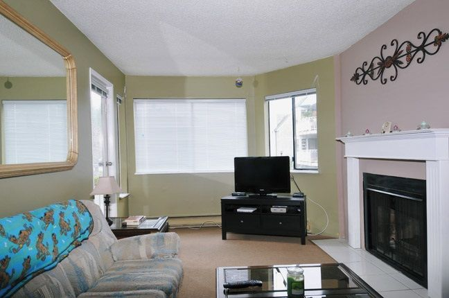 """Photo 3: Photos: 203 9584 MANCHESTER Drive in Burnaby: Cariboo Condo for sale in """"BROOKSIDE PARK"""" (Burnaby North)  : MLS®# R2118697"""