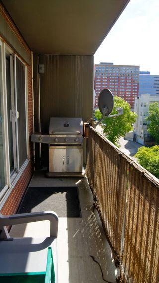 Photo 13: 612 11025 JASPER Avenue NW: Edmonton Condo for sale : MLS®# E3304761