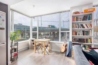 """Photo 7: 305 1919 WYLIE Street in Vancouver: False Creek Condo for sale in """"Maynards Block"""" (Vancouver West)  : MLS®# R2589947"""