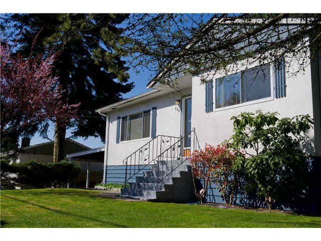 Main Photo: 458 MONTGOMERY STREET in : Central Coquitlam House for sale : MLS®# V1058733