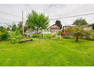 Photo 19: 4650 BALDWIN Street in Vancouver: Victoria VE House for sale (Vancouver East)  : MLS®# V1076552