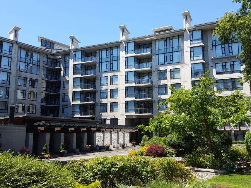 """Photo 1: Photos: 109 4685 VALLEY Drive in Vancouver: Quilchena Condo for sale in """"MARGUERITE HOUSE I"""" (Vancouver West)  : MLS®# R2073866"""