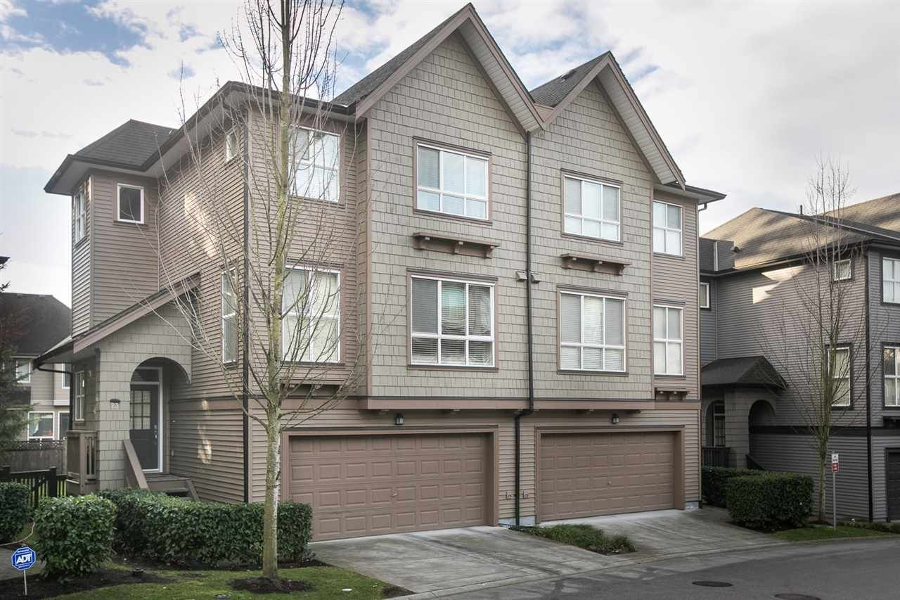 """Photo 1: Photos: 23 10489 DELSOM Crescent in Delta: Nordel Townhouse for sale in """"Eclipse"""" (N. Delta)  : MLS®# R2336584"""