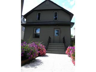Photo 1: 382 Boyd Avenue in WINNIPEG: North End Residential for sale (North West Winnipeg)  : MLS®# 1311766