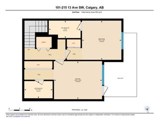 Photo 33: 101 215 13 Avenue SW in Calgary: Beltline Apartment for sale : MLS®# A1075160