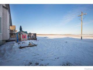 Photo 19: 85 PRAIRIEVIEW Drive in LASALLE: Brunkild / La Salle / Oak Bluff / Sanford / Starbuck / Fannystelle Residential for sale (Winnipeg area)  : MLS®# 1530707