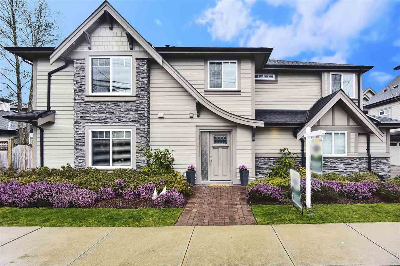 Main Photo: 1 4728 54A STREET in Ladner: Delta Manor Townhouse for sale : MLS®# R2441566