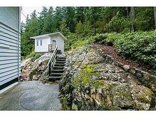 Photo 13: 4890 WATER Lane in West Vancouver: Home for sale : MLS®# V1055671
