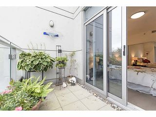 """Photo 14: TH25 338 JERVIS MEWS in Vancouver: Coal Harbour Townhouse for sale in """"CALLISTO"""" (Vancouver West)  : MLS®# V1089727"""