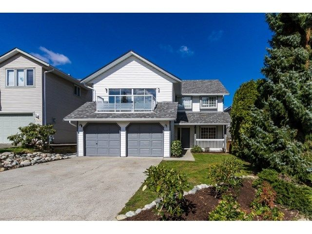 Main Photo: 1274 RICARD PLACE in Port Coquitlam: Citadel PQ House for sale : MLS®# R2051080