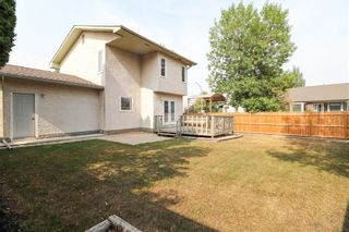 Photo 40: 87 Charbonneau Crescent in Winnipeg: Island Lakes Residential for sale (2J)  : MLS®# 202119408