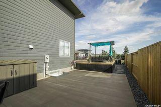 Photo 41: 518 Dagnone Crescent in Saskatoon: Brighton Residential for sale : MLS®# SK867635