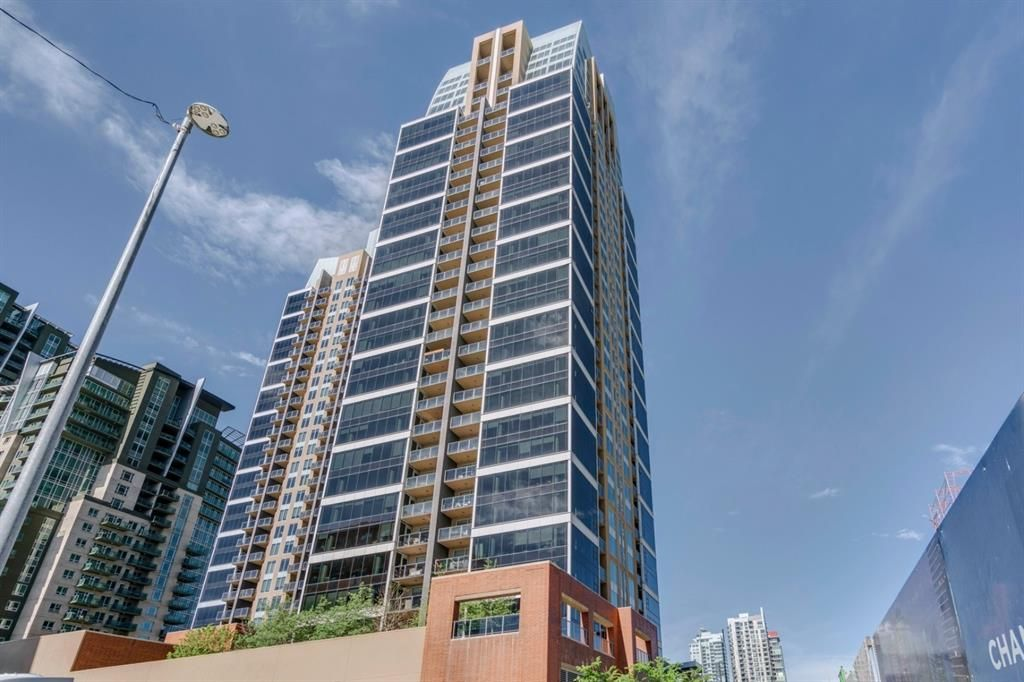 Main Photo: 503 211 13 Avenue SE in Calgary: Beltline Apartment for sale : MLS®# A1149965