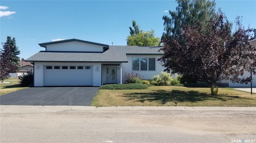 Main Photo: 388 3rd Street West in Unity: Residential for sale : MLS®# SK866996