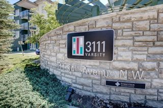 Photo 3: 235 3111 34 Avenue NW in Calgary: Varsity Apartment for sale : MLS®# A1117095